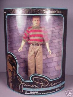 Vintage James Dean 12 doll City Streets MIB Celebrity toy figure #2