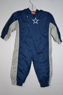 dallas cowboys baby in Baby & Toddler Clothing