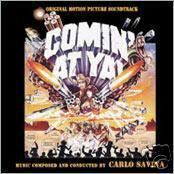 Carlo Savina Comin at Ya! WESTERN OST NEW CD