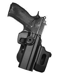 IMI Z1340 IMI CZ 75 SP 01 Shadow Polymer Retention Roto Holster