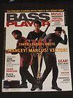 MAGAZINE Bass Player 2008 08 Victor Wooten Stanley Clarke Marcus