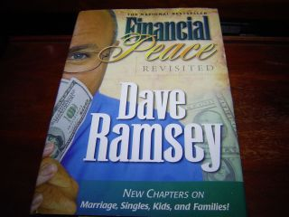 NEW Financial Peace Revisited by Dave Ramsey (2002) HARDCOVER NEW
