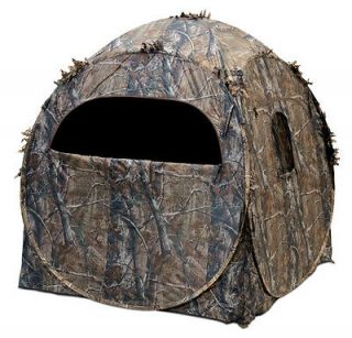 Ameristep Doghouse Turkey Deer Blind Realtree AP HD Camo 10412