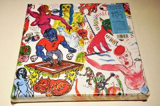 DANIEL JOHNSTON Story Of An Artist 6x LP box MR 298 NEW SEALED 64 page