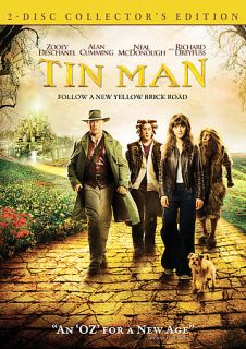 Newly listed Tin Man DVD 2 DISC COLLECTORS EDITION EXCELLENT