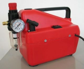 WERTHER X1 AS AIRBRUSH COMPRESSOR SILENT