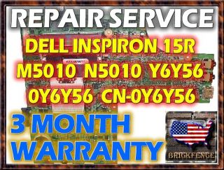 DELL INSPIRON 15R M5010 N5010 Y6Y56 0Y6Y56 CN 0Y6Y56 MOTHERBOARD