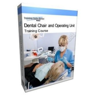 Dental Chair and Operating Unit Training Book Manual