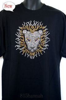 mens rhinestone shirts in Clothing, Shoes & Accessories