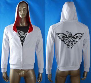 Assassins Creed hoodie Ezio Hoodie desmond miles hoodie AC hoodie