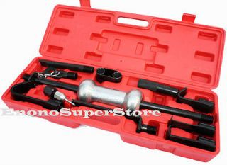 Duty Dent Puller w/10lbs Slide Hammer Auto Body Truck Repair Tool Kit
