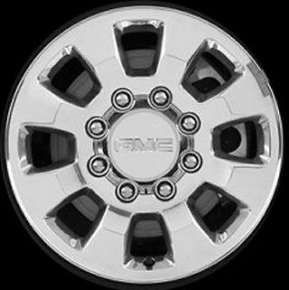 18 Polished Alloy Wheel Rim for 2011 2012 GMC Sierra 2500