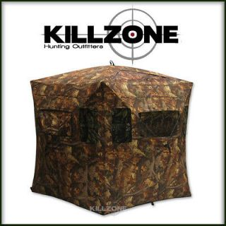 KillZone Hunting Blind Ground Blind for Turkey / Deer Hunting   Fast