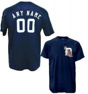 Detroit Tigers CUSTOMIZED Jersey MLB Official Personalized Custom