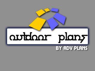 OUTDOOR SHED PLANS, GARAGE PLANS, STORAGE SHOP, CABIN PLANS BACKYARD