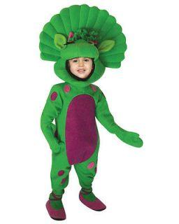 Barney Baby Bop Dinosaur Costume CHILD Toddler Size 3   4