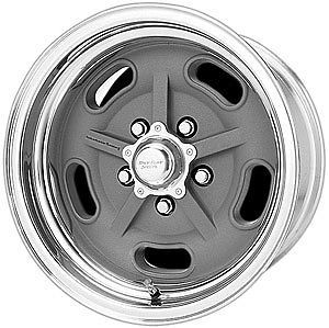 American Racing 470676537 Salt Flat Wheel