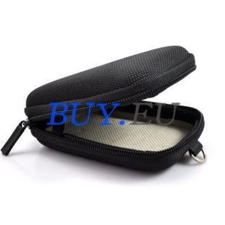 Hard Case Digital Camera Bag Cover Pouch For Sony Canon Nikon Black