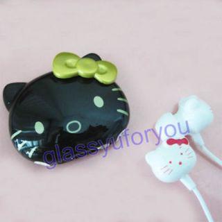 2GB Hello Kitty Mini  Player + Free Kitty Headset B