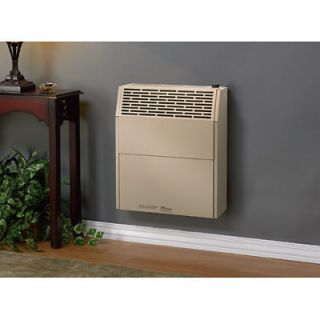 NEW HouseWarmer Direct Vent Wall Heater w/Built In Blower 18K BTU