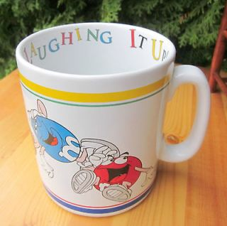 Ms M And M s Jumbo Coffee Mug Laughing It Up 24 Ounce Advertising