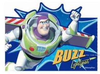 Toy Story Buzz Lightyear Birthday Party Invitation x6 B