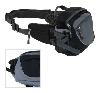 quality polyester waist bum bag travel fanny pack more options design