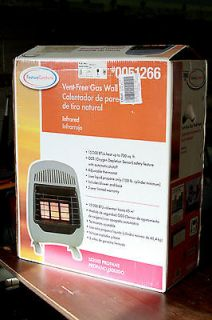 Vent Free Infrared Gas Propane Wall Heater (15000 BTU) with ODS Sensor