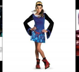 Costume *DISNEY EVIL QUEEN* GIRL TEEN SIZE Small (5 7) Snow White I.M