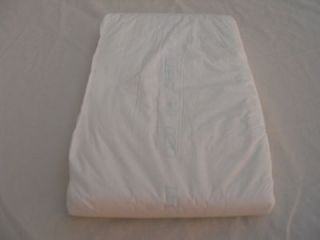 Dry 24/7 247 L Large Max Absorbency Briefs Adult Baby Diaper Sample 2