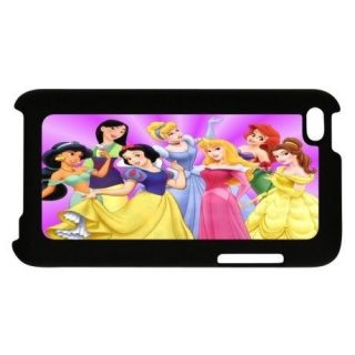 New Disney Princesses Hard Back Case Cover For Apple iPod Touch 4 4G