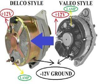 ALTERNATOR VOLVO PENTA Marine Diesel Engine 105AMP