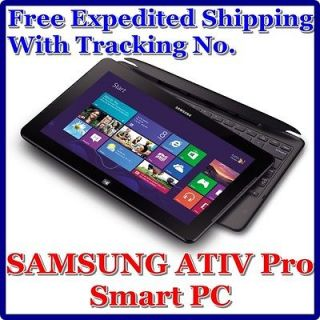 ATIV Smart PC PRO XQ700T1C A52 11.6 Tablet Hybrid With Keyboard Dock