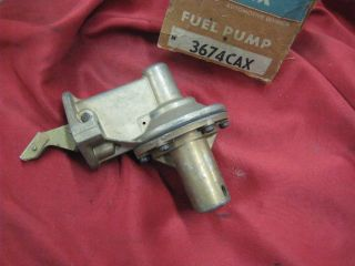Dodge Dart Plymouth Valiant Barracuda MOPAR NOS Airtex Slant 6 Fuel
