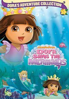 Dora the Explorer   Dora Saves the Mermaids (DVD, 2012)