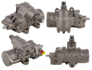 Dodge Ram 2500 3500 4X4 Power Steering Gear Box Gearbox