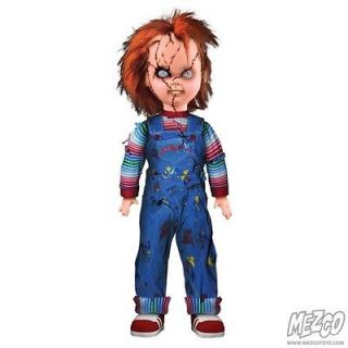 Mezco LDD Living Dead Dolls Bride of Chucky CHUCKY Doll, Mint In Box
