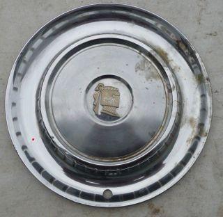 Vintage Single 1957 Dodge Lancer 14 Inch Hub Cap
