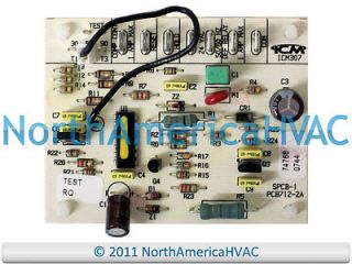 Lennox Armstrong Ducane Heat Pump Defrost Control Board 78H68 78H6801