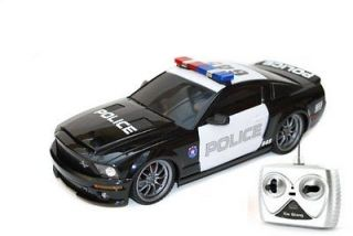 Kids Fun Remote Control 1/18 Ford Shelby GT500 Super Snake Radio