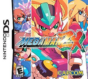 Mega Man ZX   Nintendo DS Game   Game Only