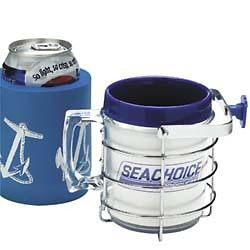 Seachoice Boat Drink/Cup Holder Chrome Plated Brass New