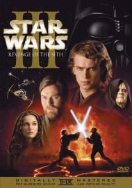 Wars   Episode 3   Revenge Of The Sith (DVD)2 discs set,discs only