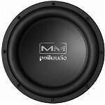Polk Audio MM1040 10 inch Single Voice Coil Subwoofer Each
