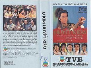 Kim Huyet Kiem, Tron Bo 5 Dvds, Phim Kiem Hiep 20 Tap