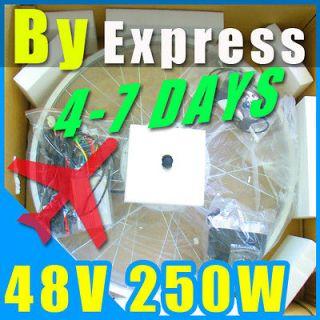 bike kit / Electric bicycle Conversion Kit,Front or Rear Hub Motor