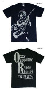 Ozzy Osbourne   Randy Rhodes Tribute T Shirt