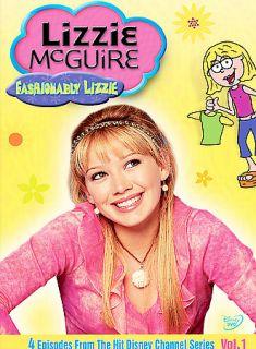 Lizzie McGuire: Fashionably Lizzie(DVD,200 3)HILARY DUFF