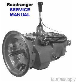 Eaton Fuller 9 Speed Transmission RT6609A   Rebuilt