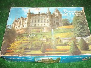 NEW,OLD STOCK,PUZZLE,J IGSAW,4000 PIECES,SEALED, BAG
